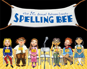 """The 28th Annual Putnam County Spelling Bee"" @ Hatbox Theatre 