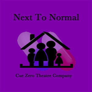 """Next to Normal"" Matinee @ Hatbox Theatre 