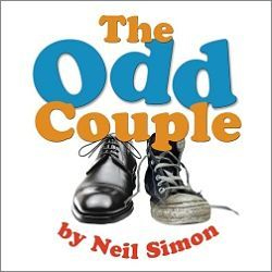 """The Odd Couple"" @ New London Barn Playhouse 