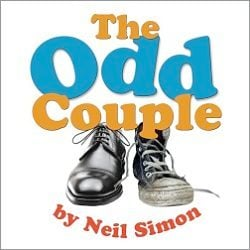 """The Odd Couple"" Matinee @ New London Barn Playhouse 