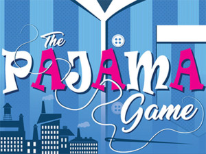 """The Pajama Game"" @ New London Barn Playhouse 