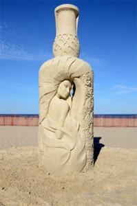 Hampton Beach Master Sand Sculpting Classic @ Hampton Beach   Hampton   New Hampshire   United States
