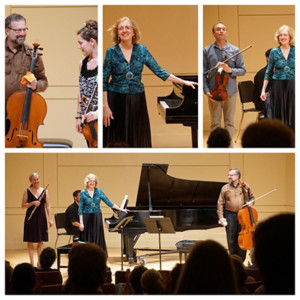 NH Music Festival: Tuesday Chamber Series 2 @ Silver Center for the Arts, Smith Recital Hall   Plymouth   New Hampshire   United States