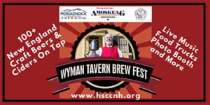 Wyman Tavern Brew Fest @ Wyman Tavern Museum | Keene | New Hampshire | United States