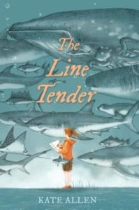 """""""The Line Tender"""" by Kate Allen @ Gibson's Bookstore 