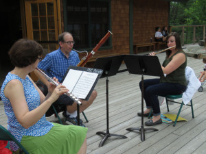 Music in the Garden with New Hampshire Music Festival @ Kirkwood Gardens   Holderness   New Hampshire   United States