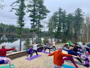Power and Pause: a Morning of Yoga, Community, and Nature @ Sweet Escapes | Danville | New Hampshire | United States