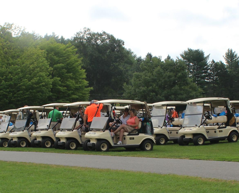 Kiwanis Club of Keene Golf Tournament - New Hampshire Magazine