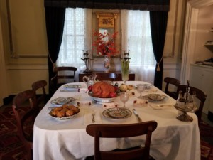 300 Years of Thanksgiving Traditions Guided Tours @ Strawbery Banke Museum | Portsmouth | New Hampshire | United States