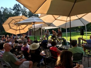 Tuesdays on the Terrace with Tom Richter & The Sidewalk Boys @ Strawbery Banke Museum | Portsmouth | New Hampshire | United States