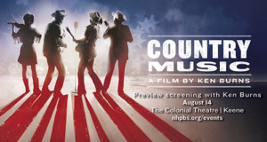 "Ken Burns' ""Country Music"" Preview Screening @ The Colonial Theatre 