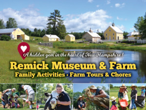 A Day at the Farm @ Remick Country Doctor Museum & Farm | Tamworth | New Hampshire | United States