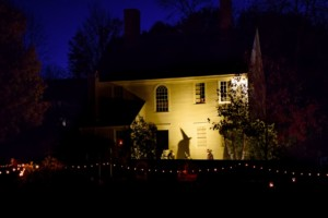 Ghosts on the Banke @ Strawbery Banke Museum | Portsmouth | New Hampshire | United States