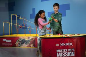 LEGO NINJAGO Days @ LEGOLAND Discovery Center Boston | Somerville | Massachusetts | United States