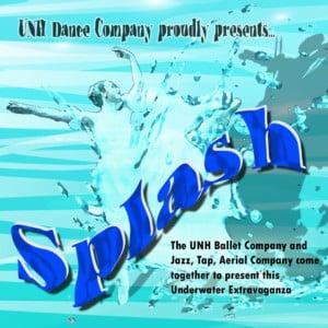 "UNH Dance Company Concert Presents ""SPLASH"" @ UNH Johnson Theatre | Durham | New Hampshire | United States"