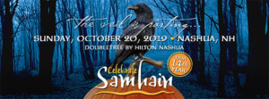 14th Annual Celebrate Samhain @ The DoubleTree by Hilton | Nashua | New Hampshire | United States