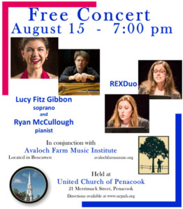 Free Concert at United Church @ United Church of Penacook   Concord   New Hampshire   United States