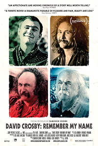 "Flying Film Series ""David Crosby:  Remember My Name"" @ The Flying Monkey 