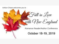 Fall in Love with New England Romance Readers/Authors Book Signing @ Holiday Inn & Suites   Salem   New Hampshire   United States
