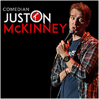 Comedian Juston McKinney @ The Flying Monkey | Plymouth | New Hampshire | United States