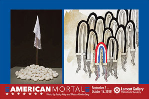 "Lamont Gallery Presents ""American Mortal"" @ Lamont Gallery 