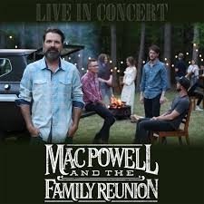 Mac Powell and The Family Reunion @ The Flying Monkey | Plymouth | New Hampshire | United States