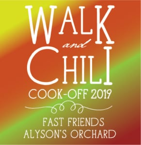 Fast Friends Greyhound Adoption Walk & Chili Cook-Off @ Alyson's Orchard | Walpole | New Hampshire | United States