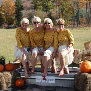 4th Annual White Mountains Crush Festival @ Seven Birches Winery   Lincoln   New Hampshire   United States
