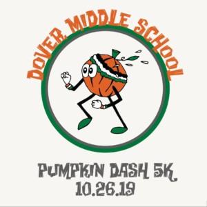 Dover Middle School 1st Annual Pumpkin Dash 5k @ Dover Middle School | Dover | New Hampshire | United States