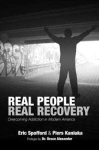 Real People Real Recovery: Overcoming Addiction in Modern America @ Gibson's Bookstore | Concord | New Hampshire | United States