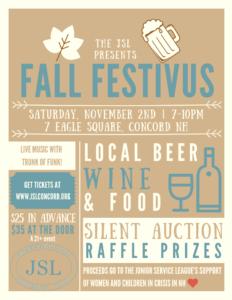 Fall Festivus @ Eagle Square (Atrium) | Concord | New Hampshire | United States
