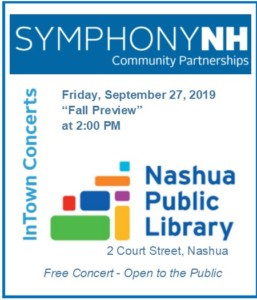 Nashua Holiday Stroll and Symphony NH Concert @ Downtown Nashua | Nashua | New Hampshire | United States