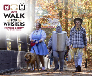 Walk for Whiskers @ Mine Falls Park | Nashua | New Hampshire | United States