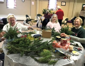 Festive Fun at the Rye Driftwood Garden Club Holiday Greens Sale @ Rye Congregational Church | Rye | New Hampshire | United States