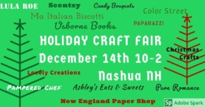 Holiday Craft Fair @ The Hunt Memorial Building | Nashua | New Hampshire | United States