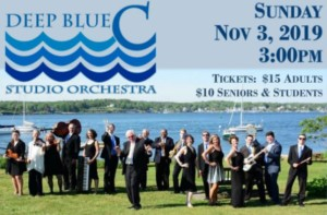 Deep Blue C Studio Orchestra @ Timberlane Regional Performing Arts Center | Plaistow | New Hampshire | United States