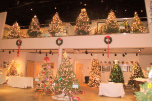 Wolfeboro Festival of Trees @ Wright Museum | Wolfeboro | New Hampshire | United States