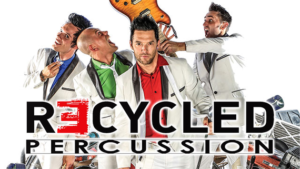 Recycled Percussion Evening Show @ Capitol Center for the Arts | Concord | New Hampshire | United States