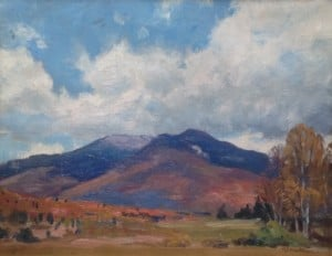 """""""Discover New England"""" @ Fry Fine Art 