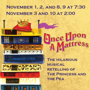 """Once Upon A Mattress"" @ The Village Players 