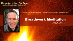 Breathwork Meditation @ Moth & Moon Studio | Bedford | New Hampshire | United States