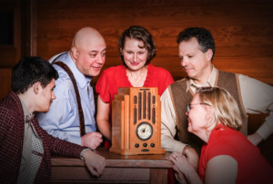 Windham Actors Guild's A Christmas Carol: A Live Radio Play @ Searles School and Chapel | Windham | New Hampshire | United States