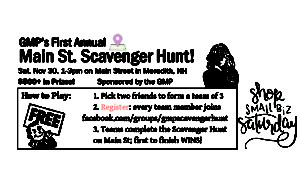 Scavenger Hunt on Meredith's Main Street @ Main Street | Meredith | New Hampshire | United States