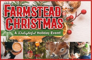 Farmstead Christmas @ Remick Country Doctor Museum & Farm | Tamworth | New Hampshire | United States