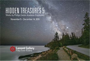 "Lamont Gallery Presents ""Hidden Treasures 5"" @ Lamont Gallery 