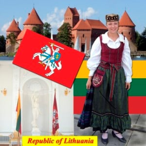 Tastes of Lithuania with Chef Oonagh Williams @ Hooksett Library | Hooksett | New Hampshire | United States
