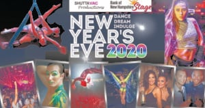 New Years Eve 2020 : Dance, Dream and Indulge @ Bank of New Hampshire Stage   Concord   New Hampshire   United States