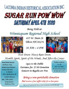 LIHA Sugar Run 2020 @ Winnisqum Regional High School | Tilton | New Hampshire | United States