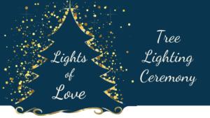 Lights of Love Tree Lighting Ceremony @ Monadnock Community Hospital's Medical Arts Building entrance | Peterborough | New Hampshire | United States