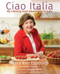 Mary Ann Esposito Book Signing at Tuscan Market in Salem @ Tuscan Kitchen | Salem | New Hampshire | United States